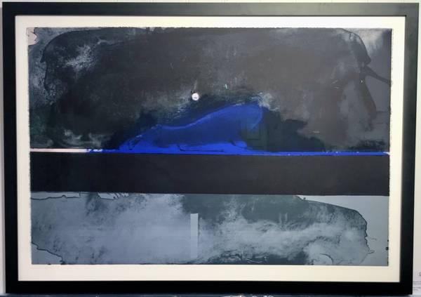 Bilde av Kjell Nupen - Vinternatt