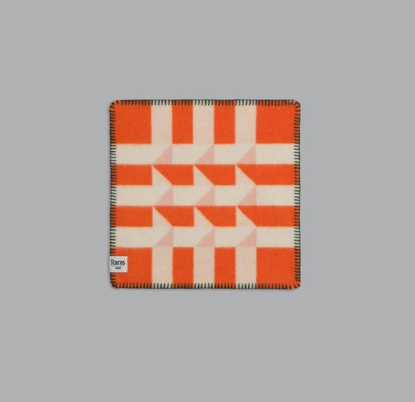 Bilde av Kvam - Orange sitteunderlag
